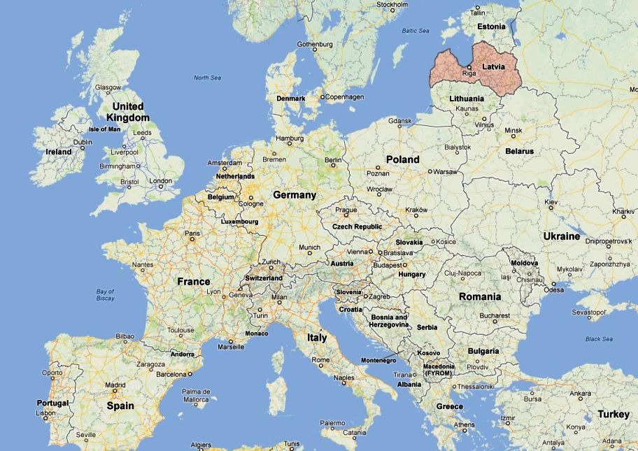 sia-registracija.lv - About Latvia
